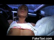 FakeTaxi – Hot 19 year old in taxi cab